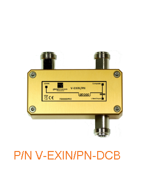 VSAT 10MHz  Extractor/Inserter NO  DC Injection