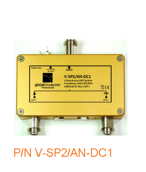 VSAT 2 Way Active Splitter